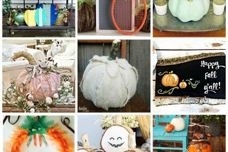 12 Perfect Pumpkin Ideas for Fall
