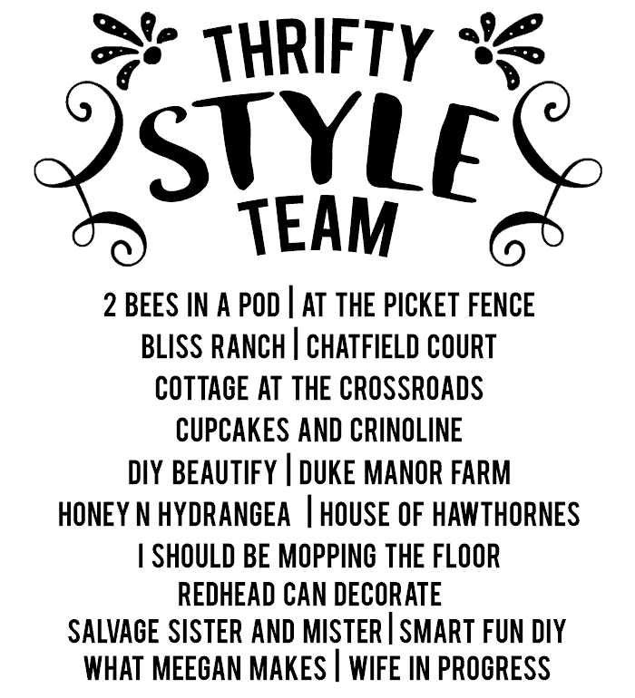 Thrifty Style Team Fall 2017