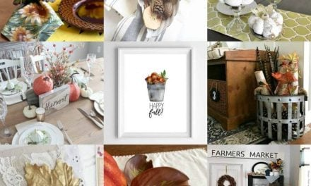 12 Fall Farmhouse Pleasures