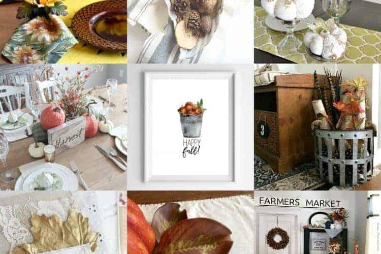 12 Fall Farmhouse Pleasures