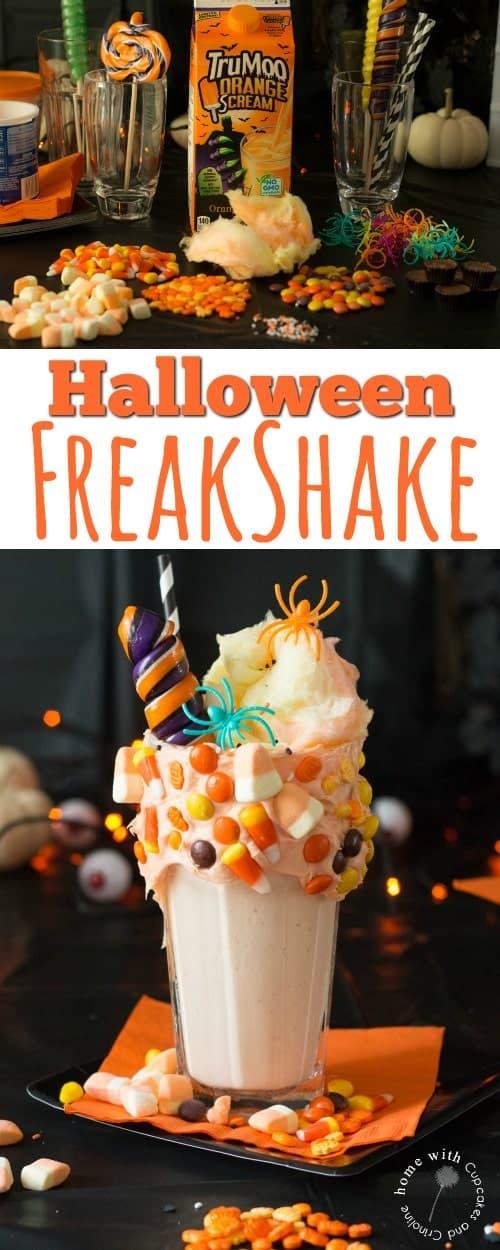 How to make a Halloween FreakShake