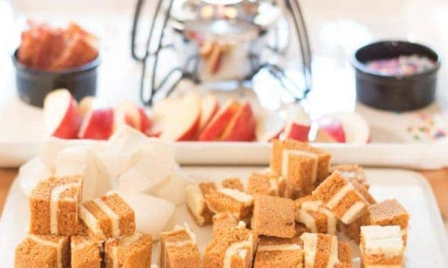 Be Ready for Fall Entertaining – How-to Rock Fondue