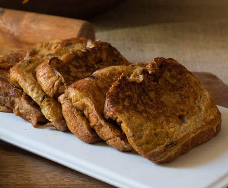 How-To Make Rich and Tasty Pumpkin French Toast