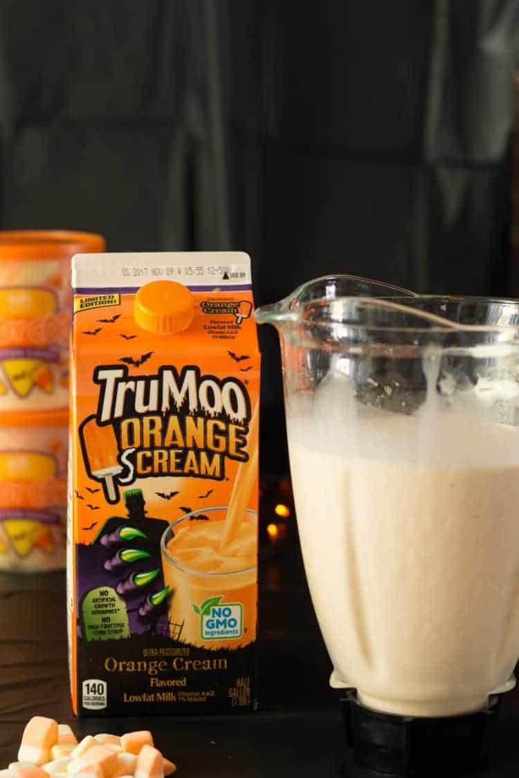 TruMoo Orange Scream FreakShake