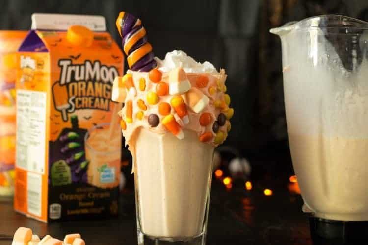 Add a big old lollipop to your freakshake