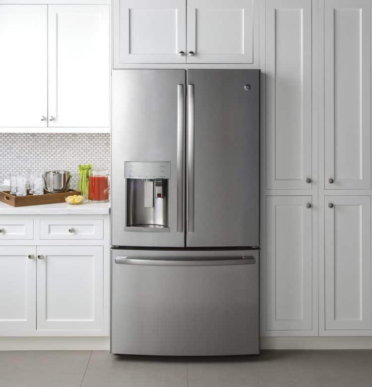 Keurig Kcup French Door Refrigerator from GE at Best Buy