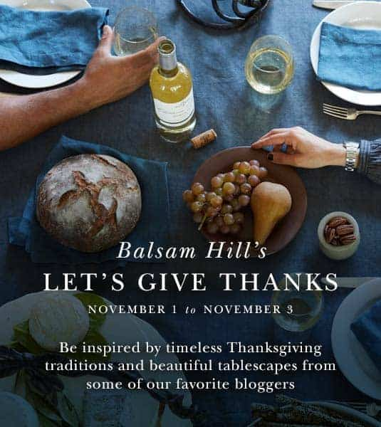 Let's Give Thanks Campaign