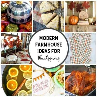 How-To Decorate for Thanksgiving with Fixer Upper Style
