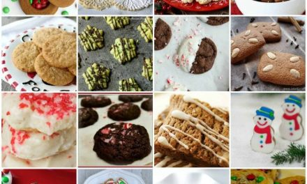 17 Holiday Cookie Recipes to Make This Year