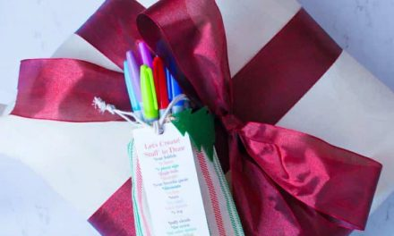 How to – Creative Gift Idea for Tweens
