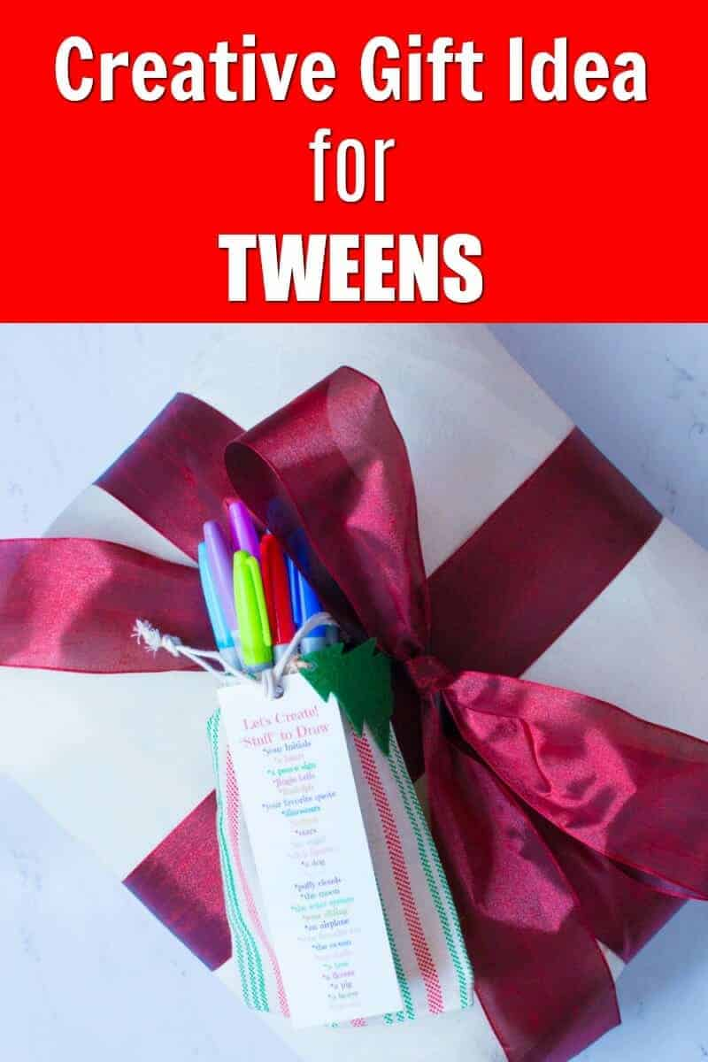 Creative Gift Idea for Tweens
