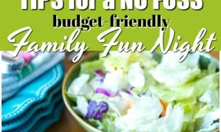 New Year's Resolution – More Family FUN Time