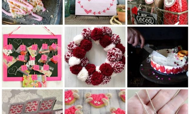 12 Must Do's for Valentine's Day