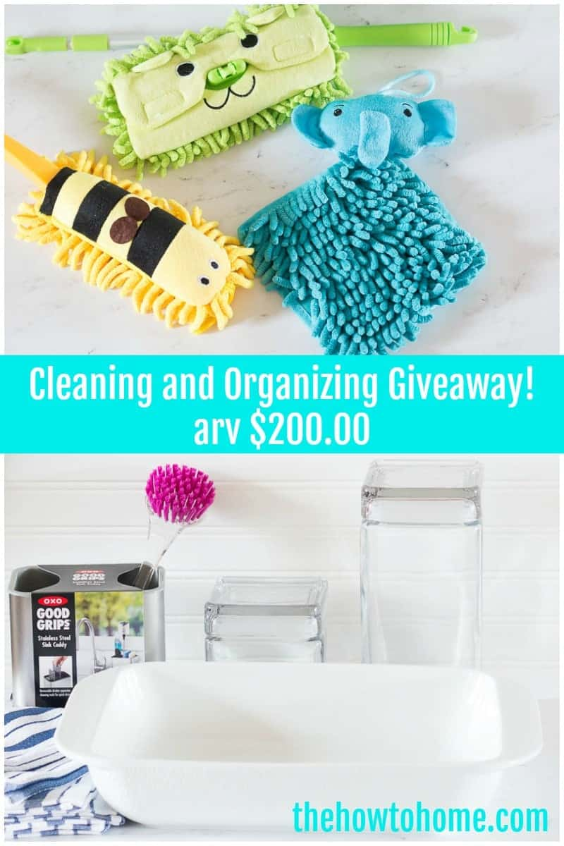 Checklist of the Best How-To Kitchen Cleaning Hacks | The How-To Home