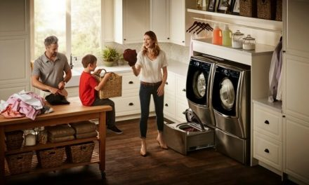 My New Dream Appliance Swoon – the LG Twin Wash System