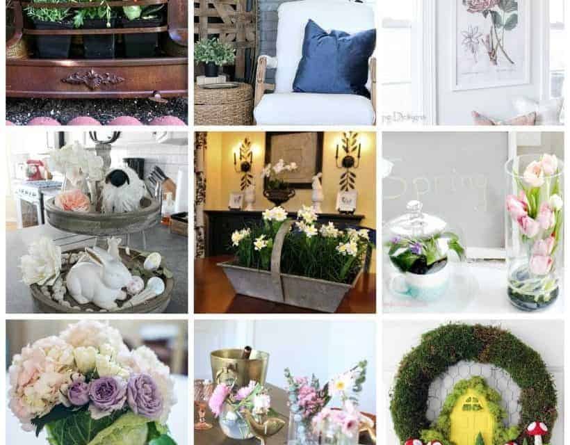 12 Gorgeous DIY's to Spruce Up Your Space for Spring