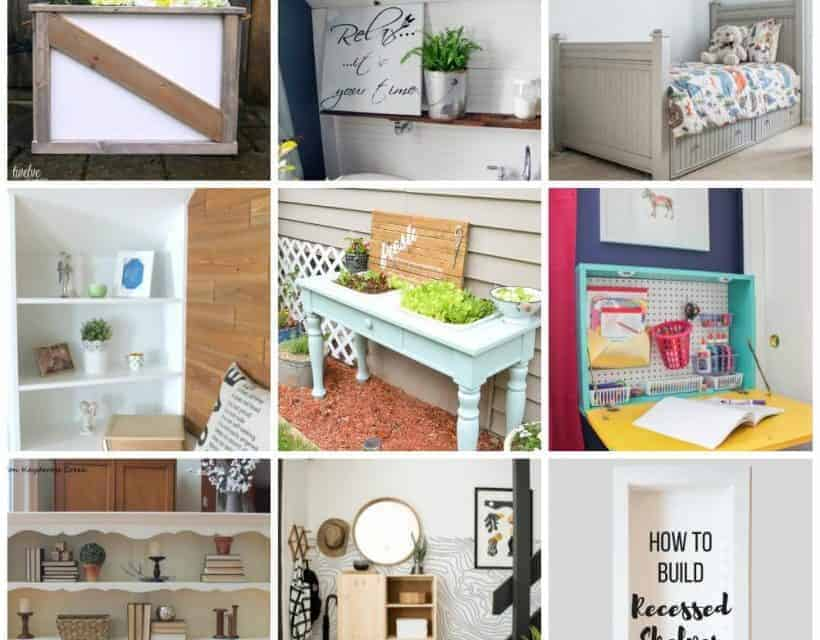 Easy Farmhouse DIY Home Decor