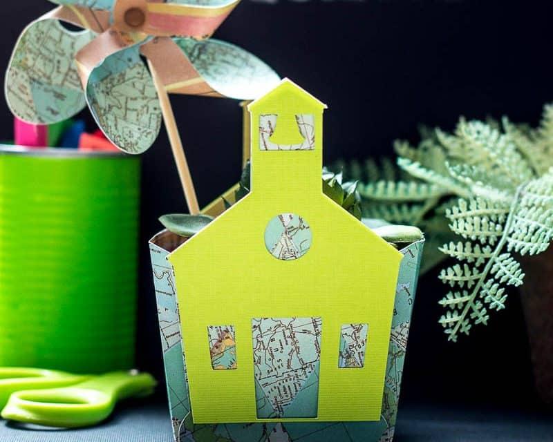 Teacher Appreciation Gift Ideas – Mini Gift Box and Pinwheel
