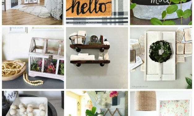 12 Ways to Add Farmhouse Chic Style to Your Home