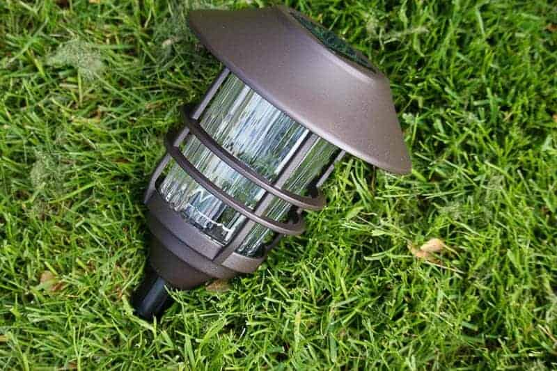 HGTV LED Solar Lighting