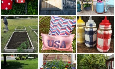 12 Ways to Spruce Up Your Outdoor Living Space