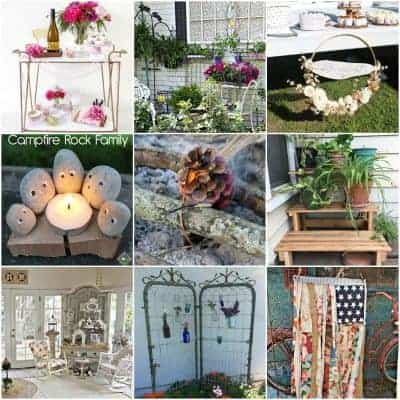 Decor and Outdoor Fun Summer Inspiration