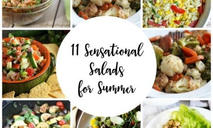 11 Sensational Salads for Summer
