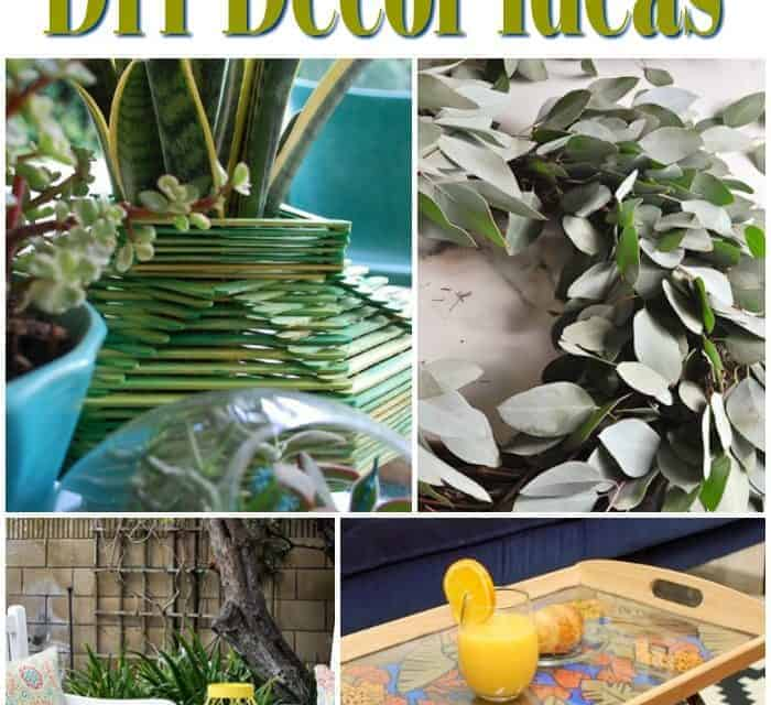 13 Outrageously Gorgeous DIY Decor Ideas