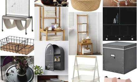 15 Chic Storage Solutions from Ikea