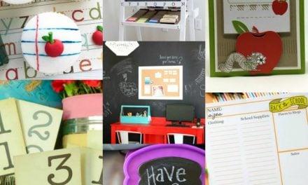 7 Back-to-School Ideas