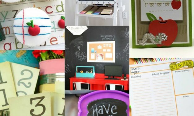 7 Back-to-School Ideas