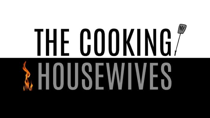 Graphic that states the Cooking Housewives