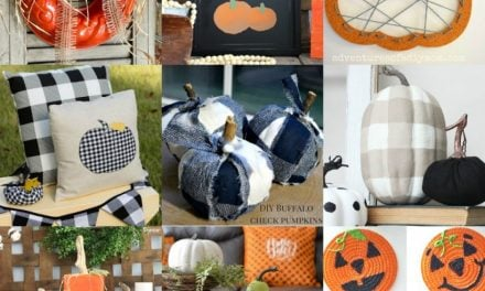 9 Pumpkin Decorating Ideas and Crafts