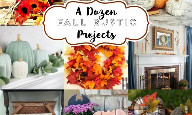 12 Fall Rustic Projects