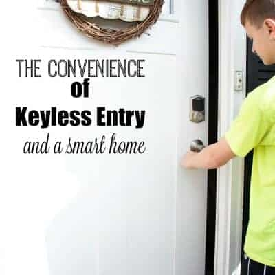 Keyless Entry Schlage Connect – Smart Lock Review