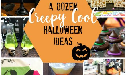 12 Creepy Cool Halloween Ideas