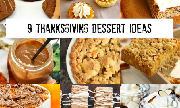 9 Delicious Thanksgiving Dessert Ideas to Try This Year