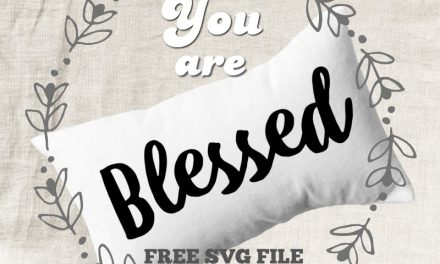 St. Patrick's Day Blessed SVG File