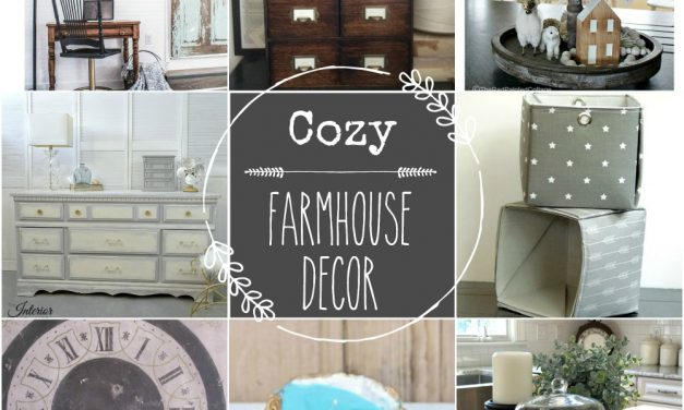 Cozy Farmhouse Home Decor