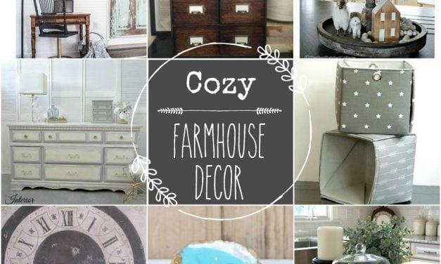 Cozy Farmhouse Home Decor