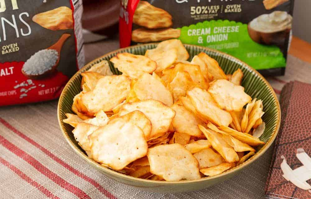 RITZ Crisp & Thins Ibotta Offer and Sweepstakes