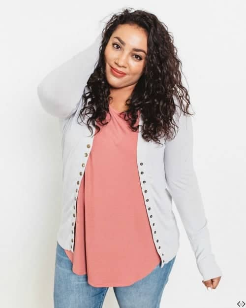 Spring cardigan - lots of colors available, 40% off and free shipping