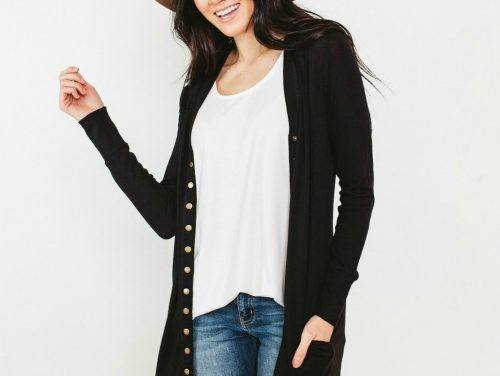 Spring Cardigans – The Long and Short of It, 40% OFF Plus FREE Shipping