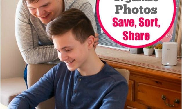 How-To Organize Photos: Save, Sort, Share