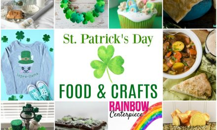 St. Patrick's Day Food and Crafts
