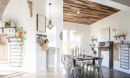 Practical Farmhouse Huge Metal Rack for Cups