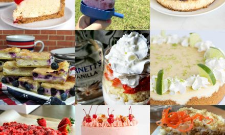 9 Delectable and Delicious Desserts Perfect for Spring