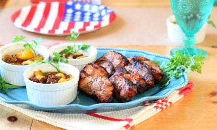 Easy 4th of July Barbecue with Hatfield®