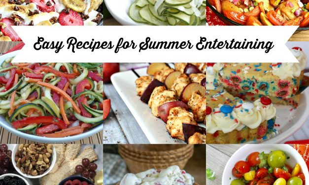 What to Have for a Summer Party