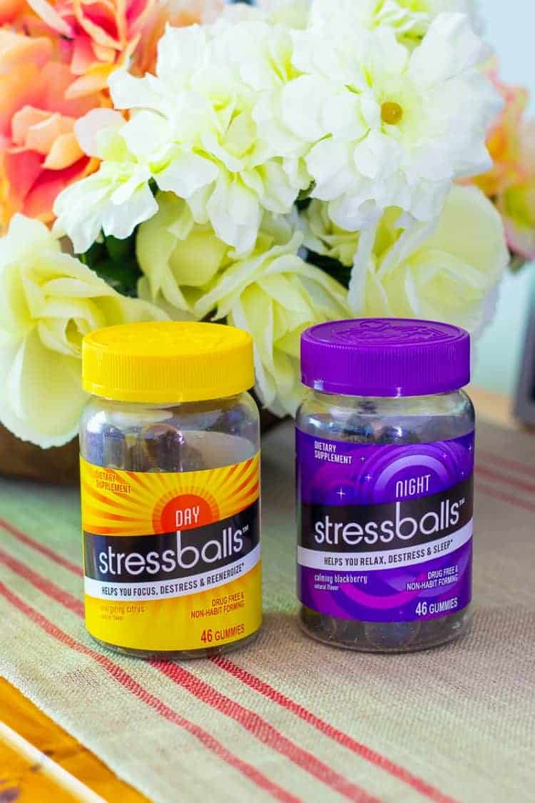 On The Go Stress Relief Kit | The How-To Home